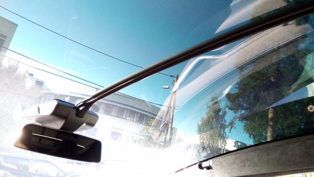 Dashcam installation - Tesla Model X